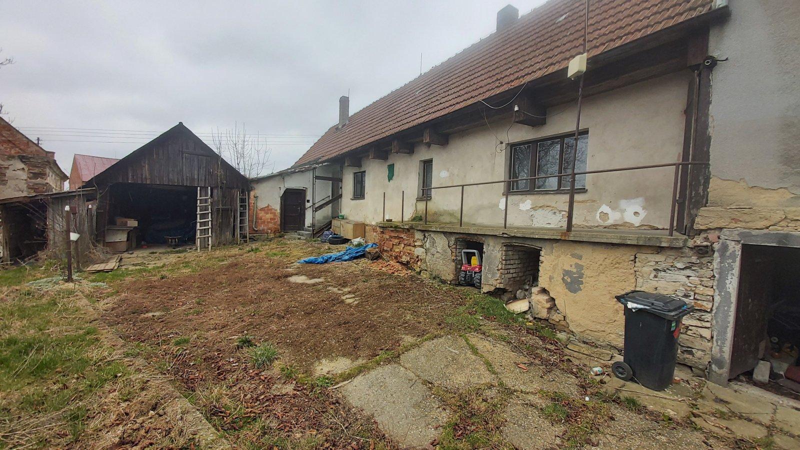 Prodej Dům Pavlíkov