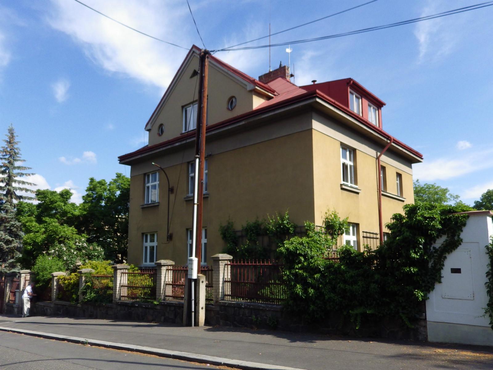 Prodej Dům Praha Krč