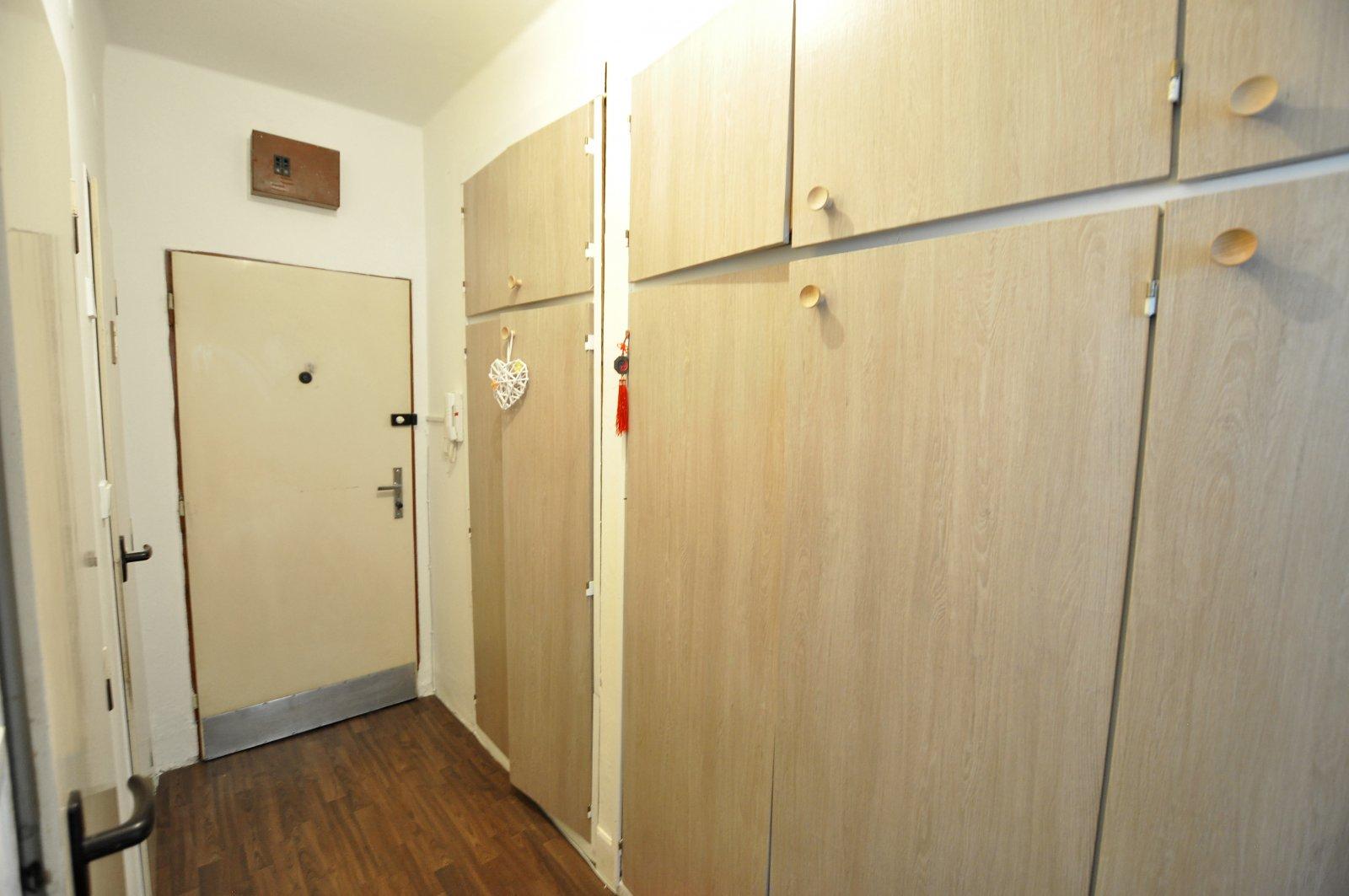 Rezervováno: Zděný byt 2+1 s menším balkonem, osobní vlastnictví, Trutnov, ulice Kryblická