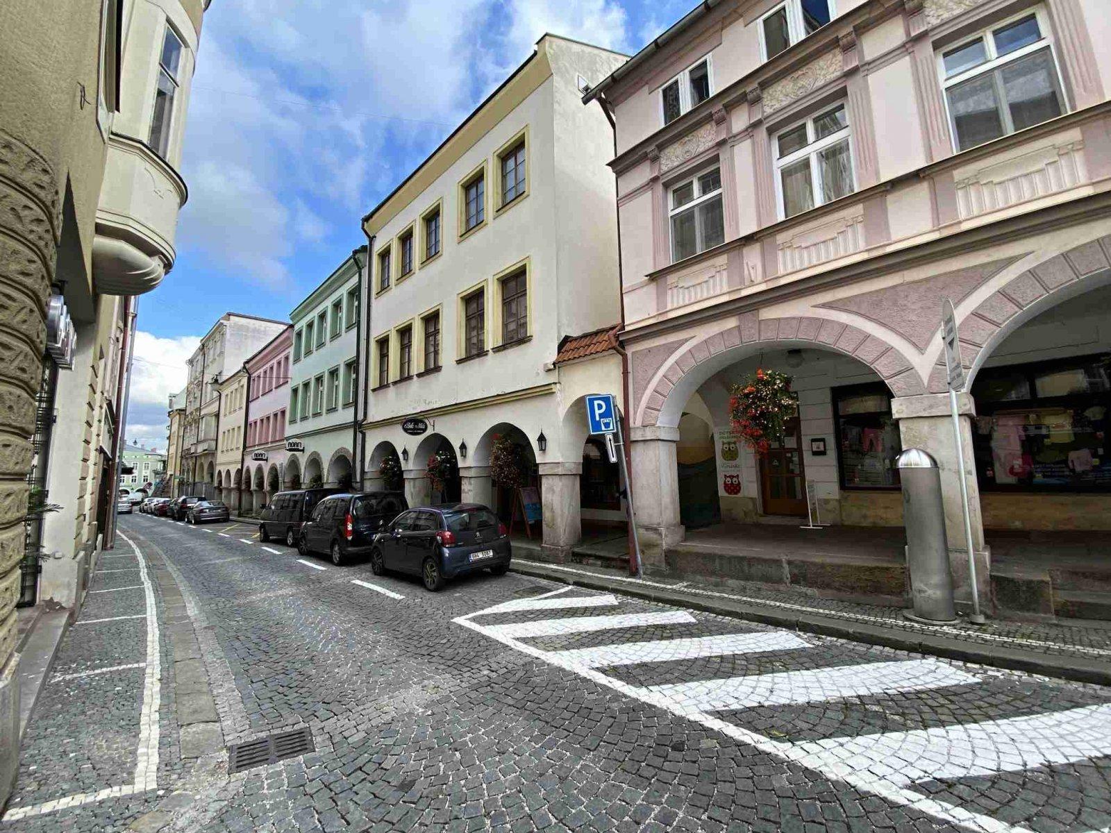 Pronájem 1+kk, Havlíčkova, Trutnov - vnitřní město